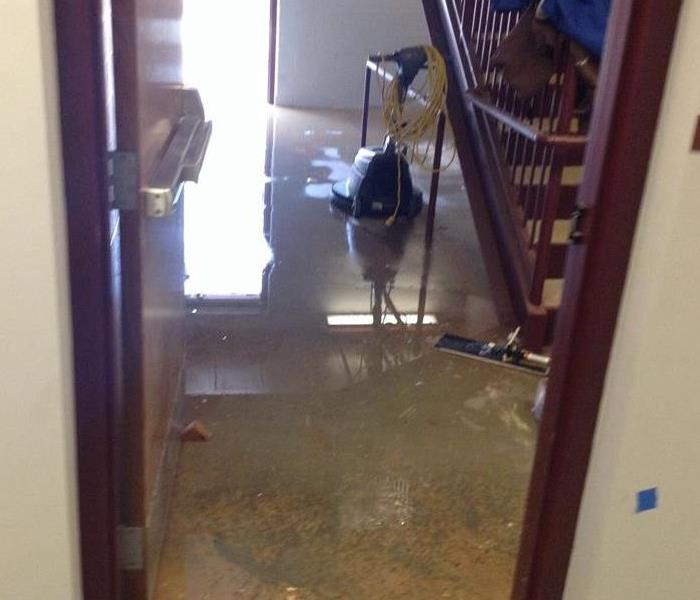 Huntsville Commercial Water Damage