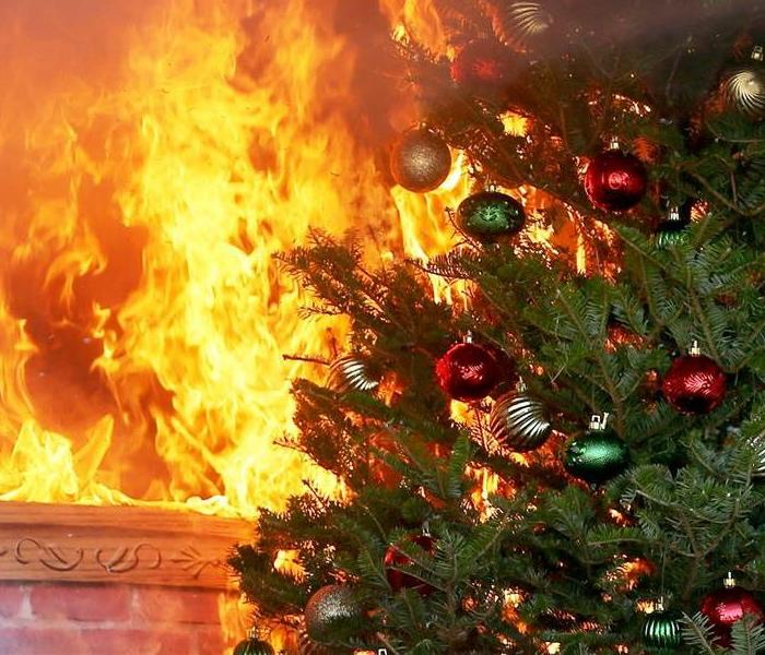 Holiday Fire Statistics Servpro Of North Madison County
