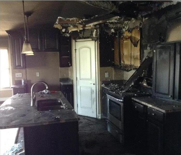 Why SERVPRO Reconstructing Your Home After A Fire